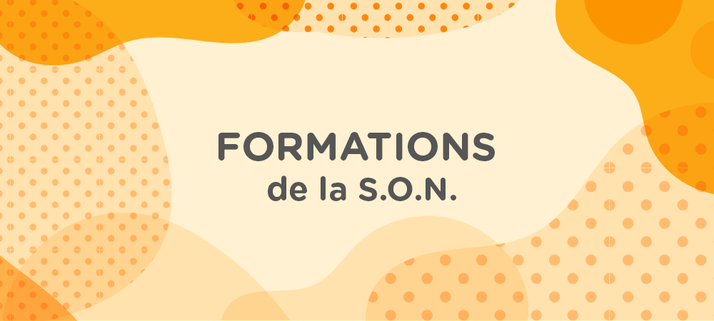 Formations_SON